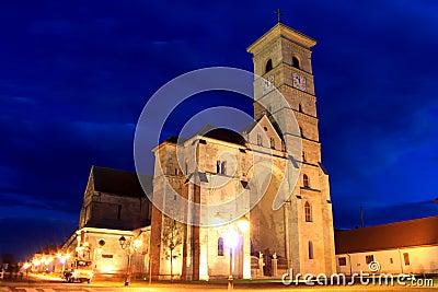 Alba Iulia s Catholic Cathedral, Transylvania