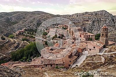 Albarracin village