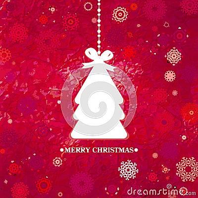 Albero di Natale blu decorato. ENV 8