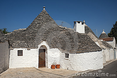 Alberobello (Apulia, Italy): Trulli