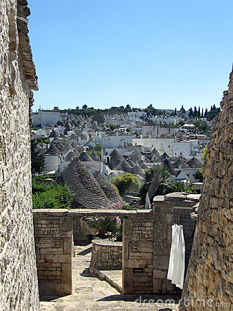 Free Alberobello Landscape Royalty Free Stock Photos - 1687618