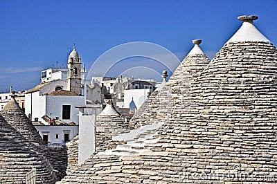 Alberobello town