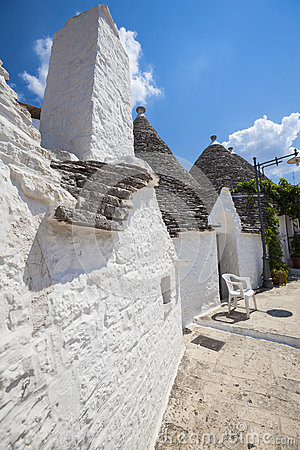 Free Alberobello Trulli Italy Village Stock Photography - 28588932