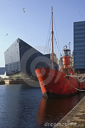 Albert Dock - Liverpool - England Editorial Image