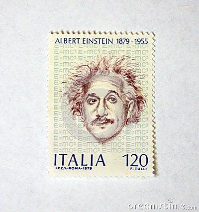 Albert Einstein Editorial Photography