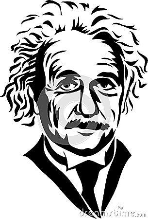 Albert Einstein/eps Editorial Photography