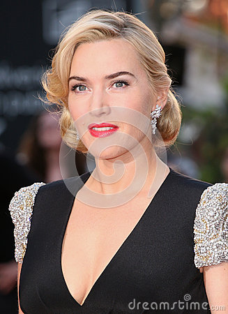Albert Hall,Kate Winslet Editorial Stock Photo