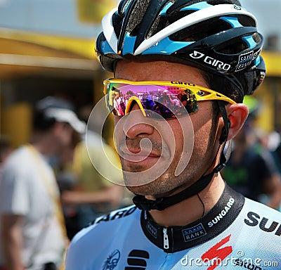 Alberto Contador Editorial Photo