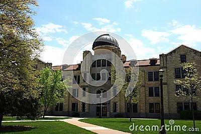Albertson Hall Fort Hays State University