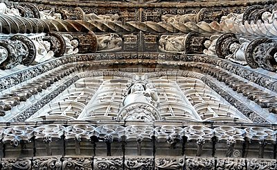 Albi France Cathedral Art