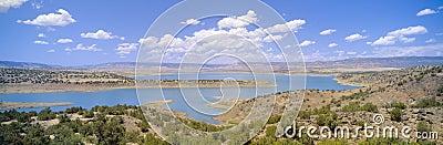 Albiquiu Reservoir,