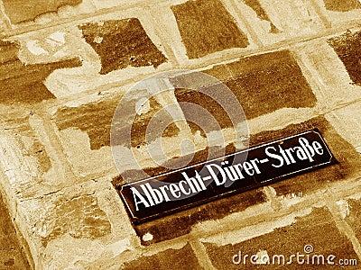 Albrecht-Duerer-Street