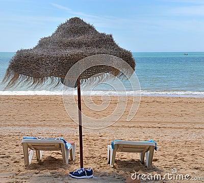 Albufeira Falesia Beach
