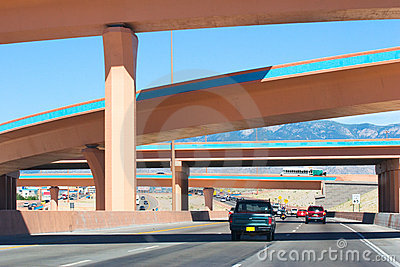 Albuquerque Overpass