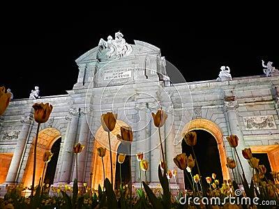 Alcala Gate, Madrid