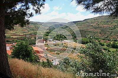 Alcaraz mountain range  Albacete Castile Spai