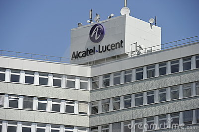 Alcatel-Lucent Germany, Stuttgart Editorial Image
