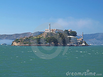Alcatraz Editorial Photo