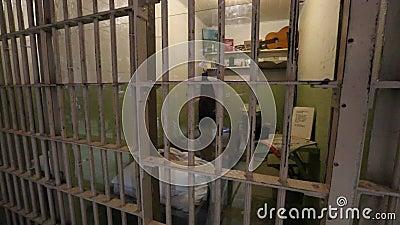 Alcatraz Allen Zachodnia komórka zbiory