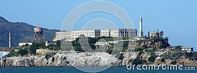 Alcatraz Island - Closeup