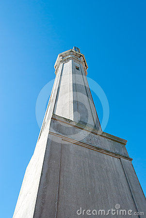 Alcatraz Island Lighthouse