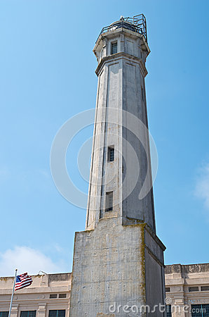 Free Alcatraz Island Lighthouse Stock Photos - 60995863
