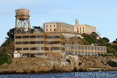 Alcatraz Island, San Francisco, California.