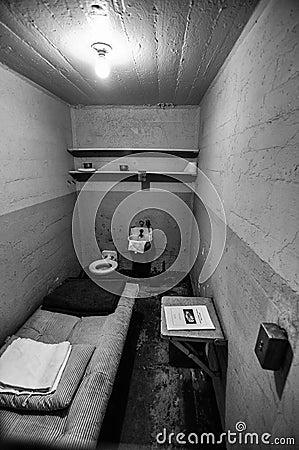 Free Alcatraz Prison Cells Royalty Free Stock Photos - 34294938