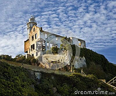 Alcatraz Warden House
