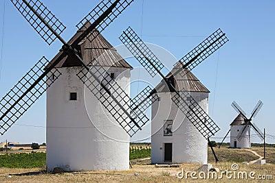 Alcazar de San Juan - La Mancha - Spain