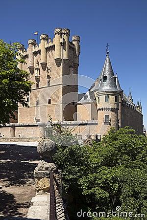 Alcazar - Segovia - Spain