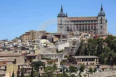 Alcazar - Toledo - La Mancha - Espagne