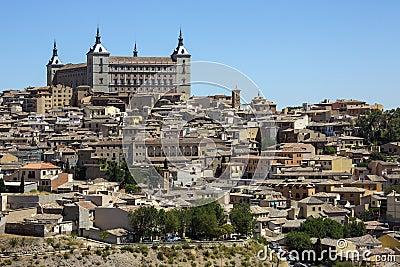 Alcazar - Toledo - La Mancha - Spain