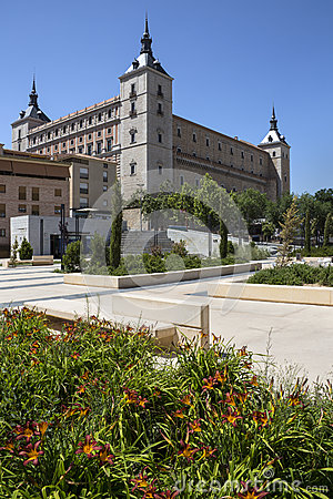 Alcazar - Toledo - Spagna