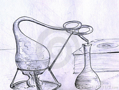 Alchemy lab things