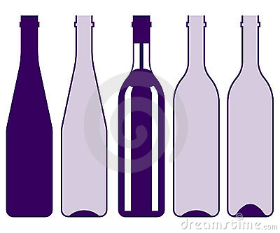 Alcohol bottle collections