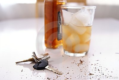 Alcohol Concept