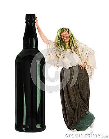 Alcohol masquerade