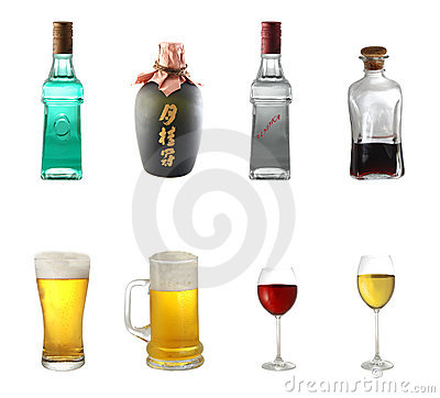 Alcohol mix