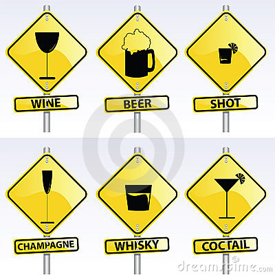 Alcohol Signs