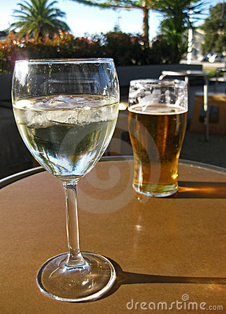 Alcoholic beverages - Beer and Wine
