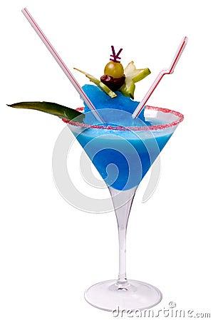 Free Alcoholic Cocktail Stock Image - 6066951