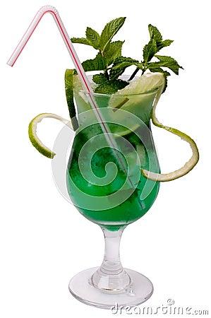 Free Alcoholic Cocktail Royalty Free Stock Photo - 6066985