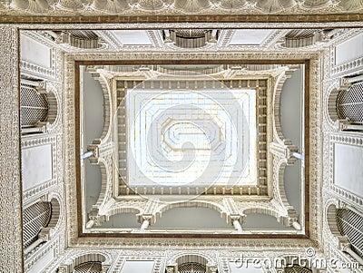 Alcázares in Seville