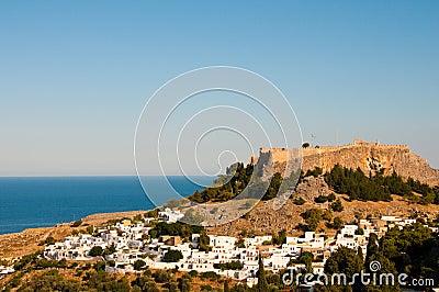 Aldea griega