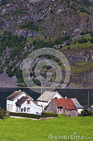 Aldea noruega