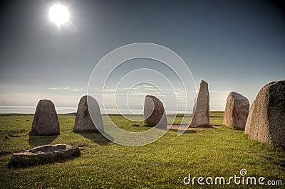 Ale s stones (Ales Stenar)