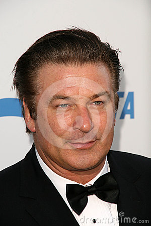 Alec Baldwin Editorial Photo