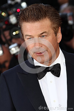 Alec Baldwin Editorial Stock Photo