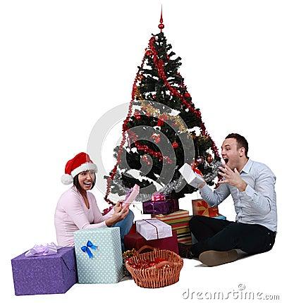 Alegría de la Navidad